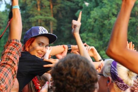 Green Day -fani 2013